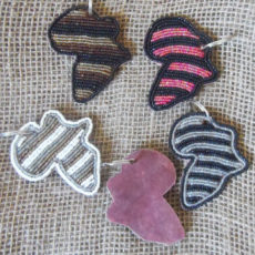 Africa-map-beaded-key-fobs-for-sale-bazaar-africa