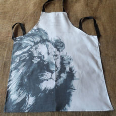 Lion apron from South Africa