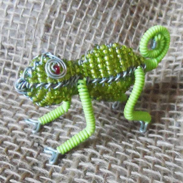 Beaded-small-chameleon