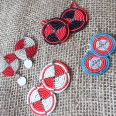 Beaded-Maasai-earrings-quarters-for-sale-bazaar-africa