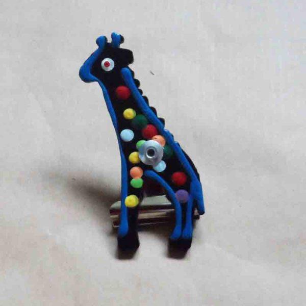 CWTgb-Animal-painted-stationery-clip-giraffe-for-sale-Bazaar-Africa