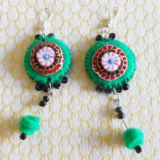EaZmg-Felt-disc-handsewn-earrings-for-sale-bazaar-africa