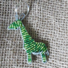 KYBgg-keyring-beaded-giraffe-wire-South-African-for-sale-bazaar-africa