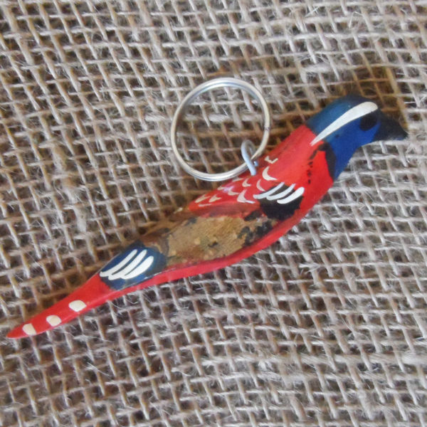 Kyba1-Wooden-bird-key-rings-a-for-sale-bazaar-africa