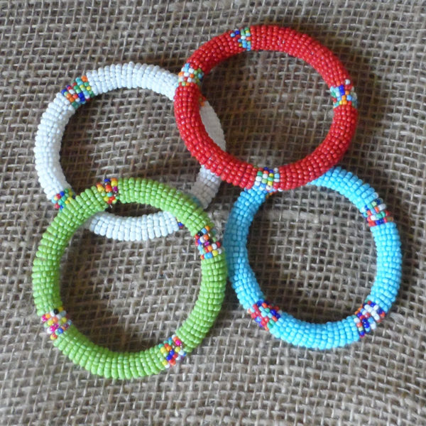 Maasai-bead-bangles-1-for-sale-bazaar-africa