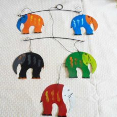 MbKe-elephant-mobile-on-recycled-metal-for-sale-bazaar-africa