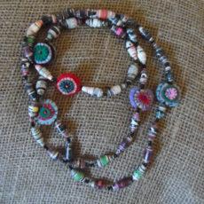 Nkpf1-Paper-bead-felt-long-necklace-multi-handmade-Kenya-for-sale-bazaar-africa