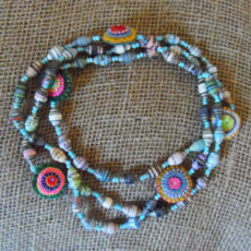 Nkpf2-Paper-bead-felt-long-necklace-multi-handmade-Kenya-for-sale-bazaar-africa