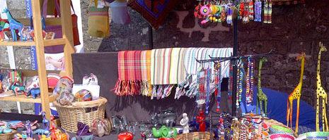 Market goods for Bazaar Africa