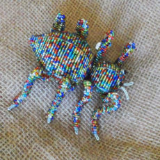 BASspl-Beaded-3D-animals-large-spider-on-wire-frames-for-sale-bazaar-africa