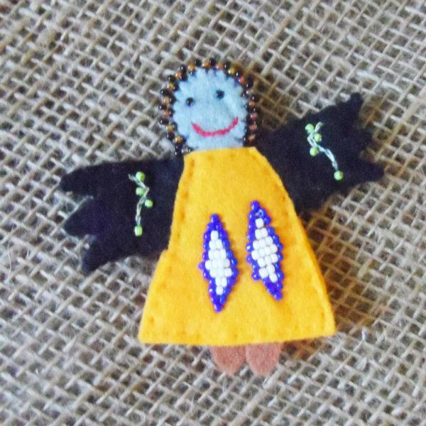 felt-angel-magnet