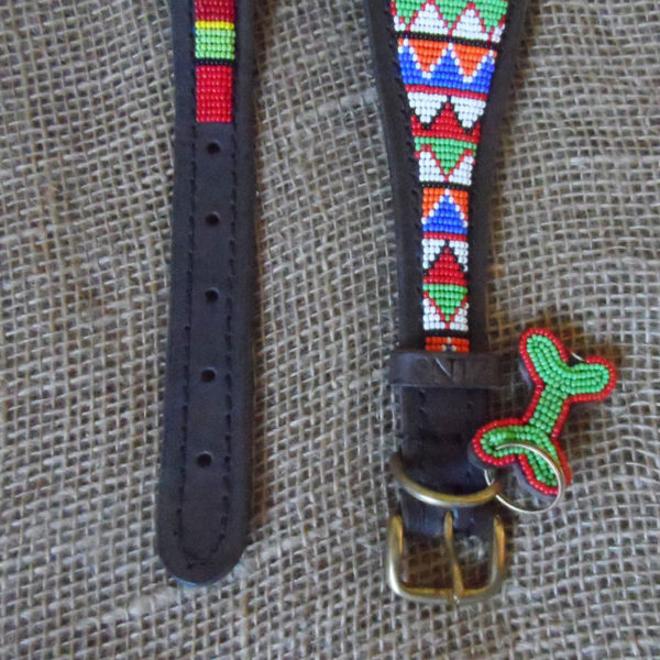 Maasai-beaded-lurcher-whippet-dog-collar-ends-on-leather-handmade-in-Kenya
