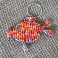 KYSf-flat-keyring-beaded-fish-wire-South-African-for-sale-bazaar-africa