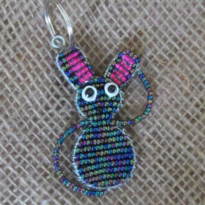 KYSm-flat-keyring-beaded-mouse-wire-South-African-for-sale-bazaar-africa