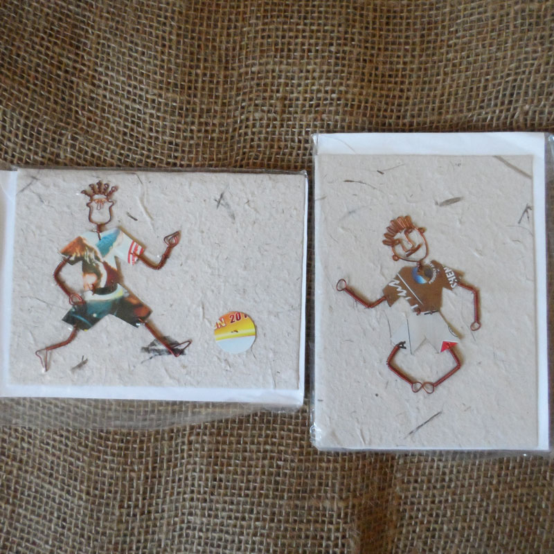 Crdk1-handcrafted-cards-set-of-2kfj-for-sale-Bazaar-Africa