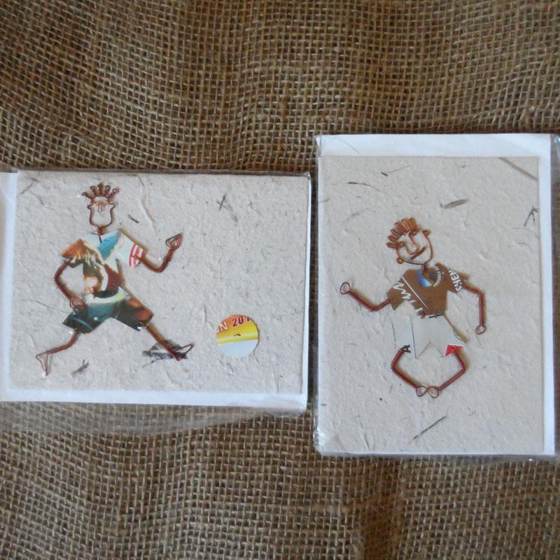 Crdk1-handcrafted-cards-set-of-2kfj-for-sale-Bazaar-Africa