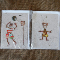 Crdk2-handcrafted-cards-set-of-2kbg-for-sale-Bazaar-Africa