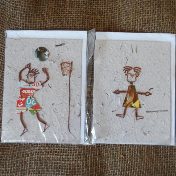 Crdk2-handcrafted-cards-set-of-2kbg-for-sale-Bazaar-Africa