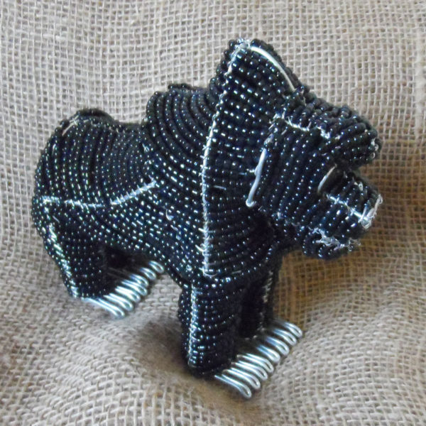 beaded-3D-gorilla-on-wire-frames-for-sale-bazaar-africa