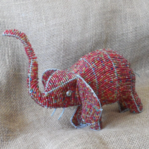 Beaded-3D-large-elephant1-on-wire-frame-for-sale-bazaar-africa