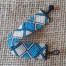 BcEAts-Woven-seed-bead-Zulu-bracelet-turquoise-for-sale-bazaar-africa