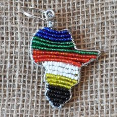KYEAa-flat-keyring-beaded-map-of-Africa-wire-South-African-for-sale-bazaar-africa