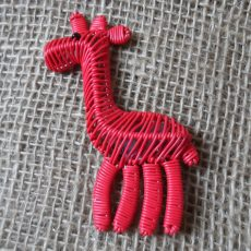 MGASgr-Magnets-telephone-wire-animals-red-giraffe-for-sale-bazaar-africa