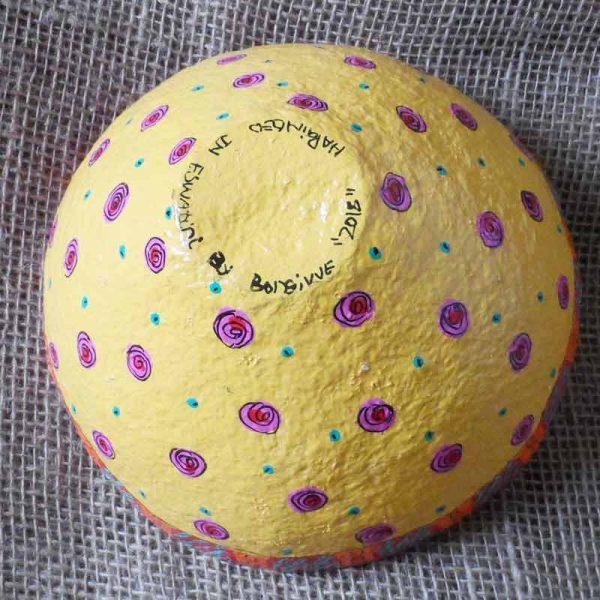 3-papier-mache-bowls-hand-painted-Swaziland-for-sale-bazaar-africa