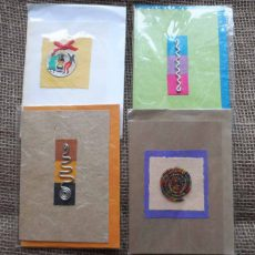 Crd2c-handcrafted-cards-set-of-4-for-sale-Bazaar-Africa