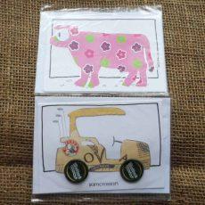 Crds3-handcrafted-cards-set-of-2cm-for-sale-Bazaar-Africa