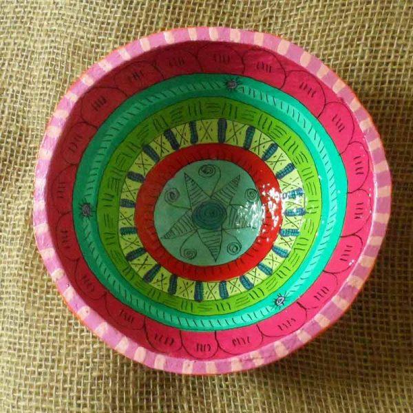 PMZbl3-papier-mache-bowls-hand-painted-Swaziland-for-sale-bazaar-africa