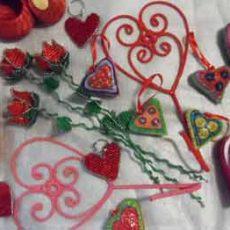 Valentine's heart gifts