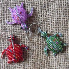 Turtle-beaded-keyring-for-sale-bazaar-africa